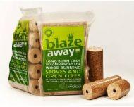 Blaze Away Long Burn Logs