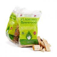 Flaming Logs Single Bag