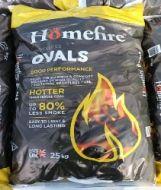 Homefire Ovals Prepacked