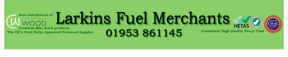 Delivery Areas & Order Quantities - Larkins Fuel Merchants